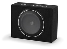JL Audio CS112LG-TW1-4: Single 12TW1 PowerWedge, Sealed, 4 Ω