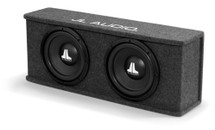 JL Audio CS210-WXv2: Dual 10WXv2 BassWedge, Sealed, 2 Ω