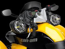 JL Audio SLPK-CAN-SPYDER1: SlamPak™ for 2007-Up Can-Am Spyder RS Roadster