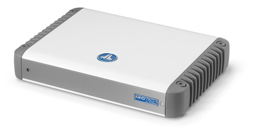 JL Audio MHD750/1: Monoblock Class D Wide-Range Marine Amplifier, 750W