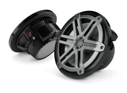 JL Audio M770-CCX-SG-TB: 7.7-inch (196 mm) Cockpit Coaxial System, Titanium Sport Grilles