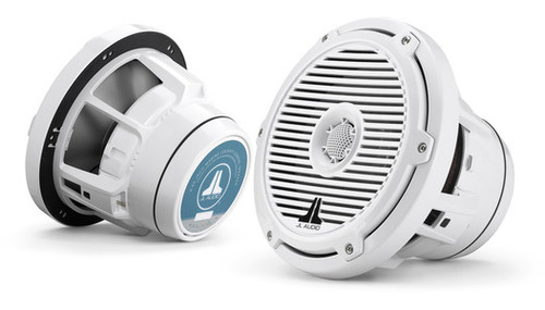 JL Audio M880-CCX-CG-WH: 8.8-inch (224 mm) Cockpit Coaxial System, White Classic Grilles