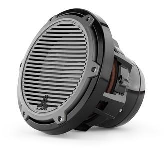 JL Audio M8IB5-CG-TB: 8-inch (200 mm) Marine Subwoofer Driver, Titanium Classic Grille, 4 Ω