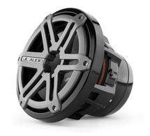 JL Audio M8IB5-SG-TB: 8-inch (200 mm) Marine Subwoofer Driver, Titanium Sport Grille, 4 Ω