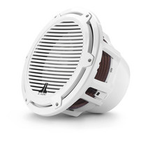 JL Audio M12IB6-CG-WH: 12-inch (300 mm) Marine Subwoofer Driver, White Classic Grille, 4 Ω