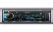 Kenwood  KMR-M315BT Marine digital media receiver with Bluetooth® (does not play CDs)