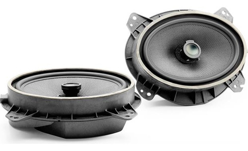 """Focal  IS 690TOY 6""""x9"""" component speaker system designed to fit select Toyotas"""