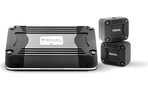 Focal FD 4.350 Compact 4-channel amplifier — 58 watts RMS x 4