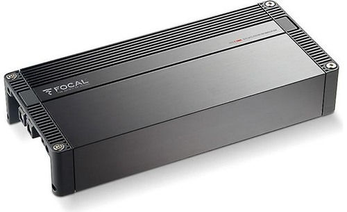 Focal FPX 1.1000 Performance Series mono subwoofer amplifier — 1,000 watts RMS at 1 ohm