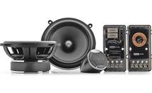 """Focal PS 130V1 5-1/4"""" component speaker system"""