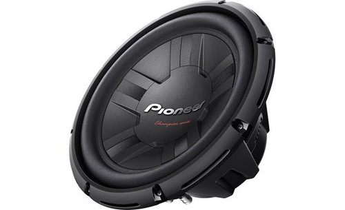 """Pioneer TS-W311S4 Champion Series 12"""" 4-ohm subwoofer"""