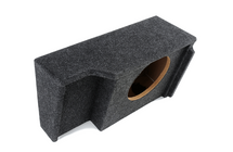 "Atrend A151-10CP Single 10"" Carpeted Finish Vehicle Specific Enclosure for GM Extended Cab vehicle years between 1999-2007"