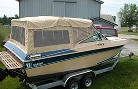 EZ Outdoors Custom Boat Covers
