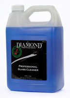 Professional Glass Cleaner is a concentrated, alcohol-butyl-based, biodegradable glass cleaner. It works well on chrome and glass and is excellent at removing cigar and cigarette smoke film. When diluted 4:1, it is the most effective glass cleaner available and is extremely cost effective.  Professional Glass Cleaner is streak resistant.