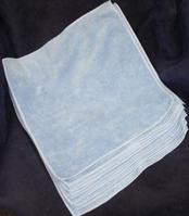 Microfiber Towels 10 pack 15in. x 15in. all purpose microfiber towels  This high quality, long lasting microfiber towel is good for all kinds of cleaning: great for auto detailers, janitors, housekeepers,anyone! Its high-quality, sturdy construction makes it a great multi-purpose towel.  What is microfiber? One strand of microfiber is several hundred times smaller that a fine strand of cotton fiber. Traditional cloths do not pick up dirt particles; they just push the dirt around on the surface. The non-abrasive wedge shaped microfibers scoop, lift and trap dirt, dust, grime and moisture without scratching. Fibers are lint free.  Special offer 10 pack for just $7.49 - Retails for $25.00!