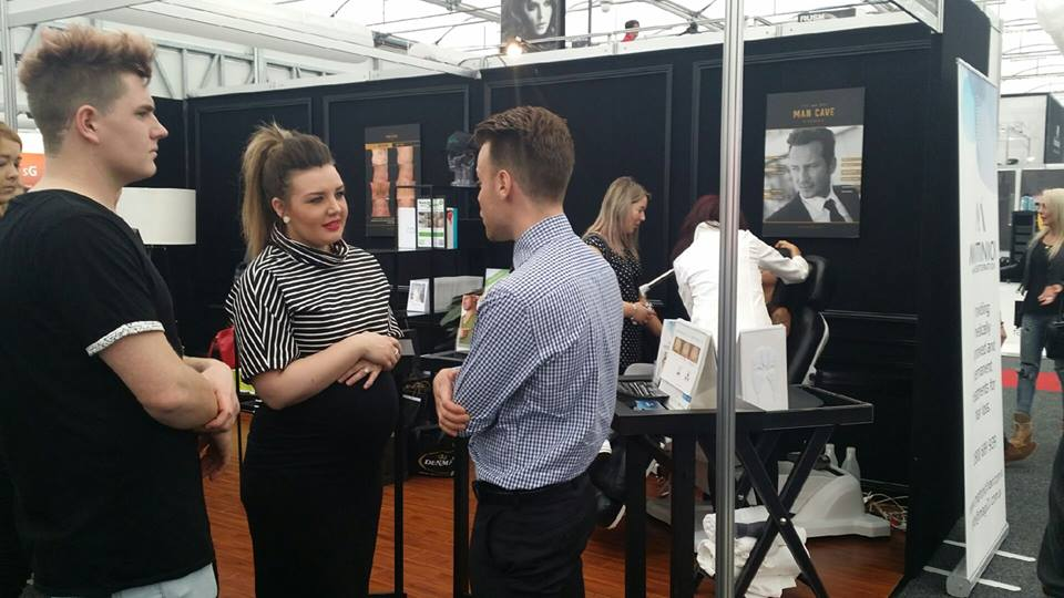 Help Hair Shake in Sydney Australia at the Hair Expo