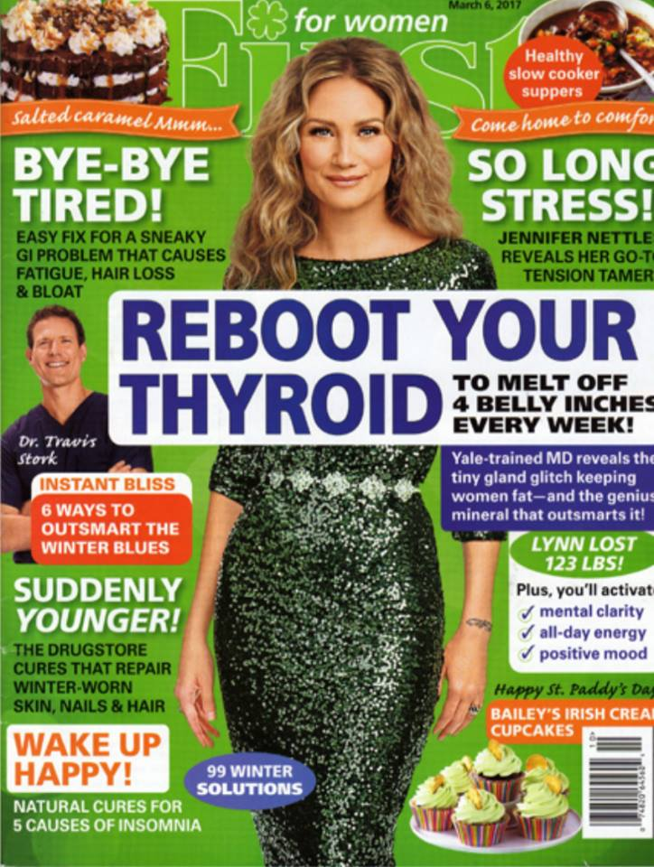 Help Hair Shake in Women's first Magazine