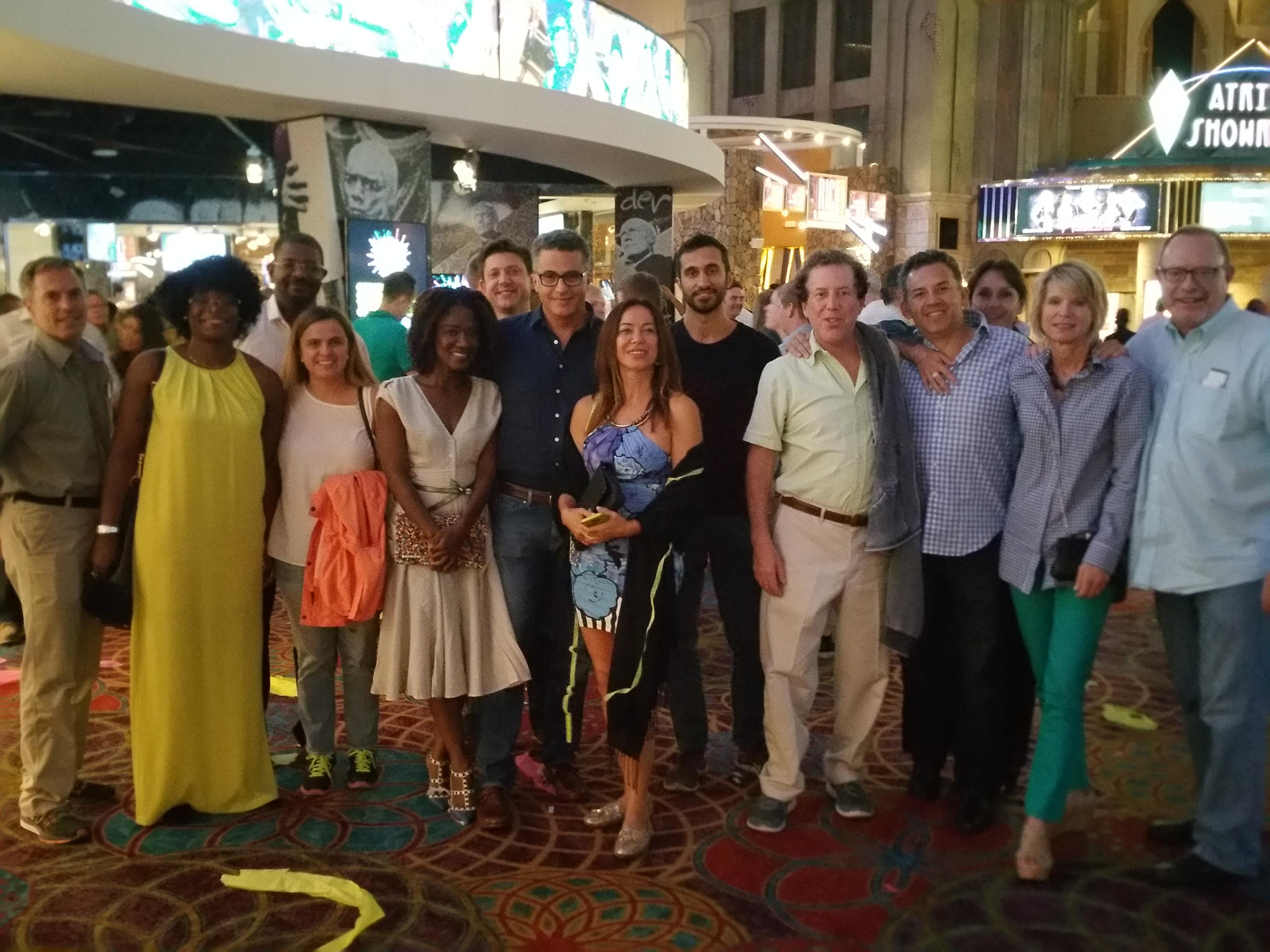 Help Hair Doctors at the Luxor Hotel Las Vegas
