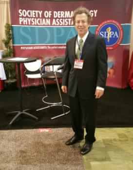 Help Hair Shake at AAD convention in San Francisco 2015. Dr Larry Shapiro will lecture at the upcoming SDPA convention in November.