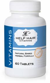 Help Hair Vitamins are Non GMO