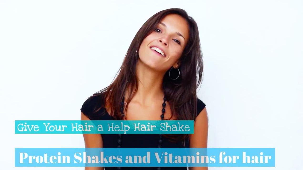 Give your Hair a Help Hair Shake