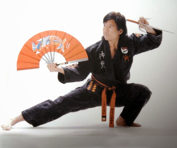 how to use a tai chi taiji kung fu fighting fan sword n. Black Bedroom Furniture Sets. Home Design Ideas