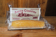 White Microwave Cob | Amish Country Popcorn - Berne Indiana