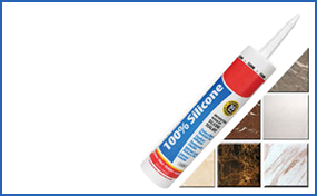 Buy grout caulk, grout colorants, silicone caulking and tools