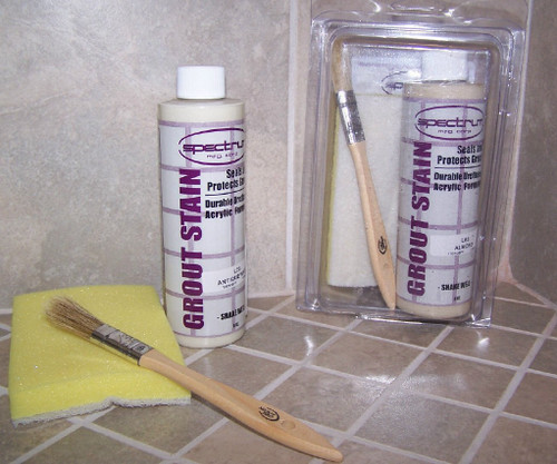 Grout Stain colorant kits for Hydroment colors