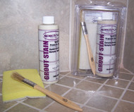 Grout stain colorant kits for Mapei colors