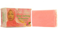 Belle Mousso Clarifying Moisturizing Soap with Coconut fiber 12.35 oz / 350 ml