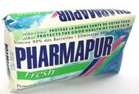 Pharmapur Fresh Antibacterial Soap 7 oz / 200 g