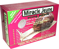 Miracle Jeune (young miracle) Anti- Age Brightening Bath Soap 11.67oz / 350g