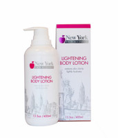 New York Fair & Lovely Lightening Body Lotion 13.5 oz / 400 ml