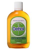 Dettol antiseptic Liquid 8.45 oz / 250 ml