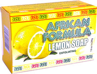 African Formula Exfoliating Lemon Soap 7oz / 200g