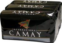 Camay Chic(Black) Soap 3 PC 4.4 oz/125g * 3