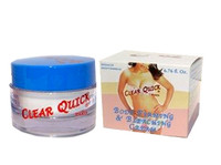 Clear Quick Body Firming & Bleaching Jar Cream 6.76 / 200 ml