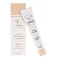 Clairissime Whitening Cream with Ubiquinone(Peach Tube) 1.7 oz / 50gr