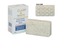 Clair & White Lightening Exfoliating Soap 7 oz / 200 g