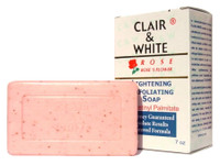 Clair & White Rose soap 7 oz