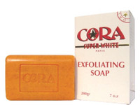 Cora Super White exfoliating soap 7 oz / 200 g