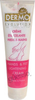 Dermo Evolution Hands & Feet Lightening Cream 5.28oz/150ml