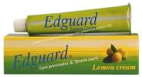 Edguard Lemon Tube Cream 1 oz / 30 ml