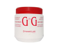 G&G Dynamiclair Lightening Beauty Jar Cream (Red)17.6 oz / 500 g