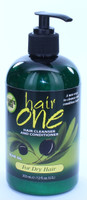 Hair One with Olive Oil for Dry Hair 12oz/355ml