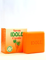 Idole Carrot Soap 3.3oz/100g