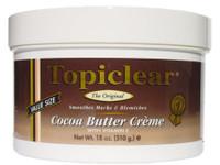Topiclear Cocoa Butter Jar Cream 18 oz / 510 g