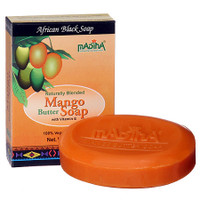 Madina Mango Butter Soap 3.5 oz