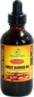 Nature Fresh 100% Pure Organic Almond Oil 4oz